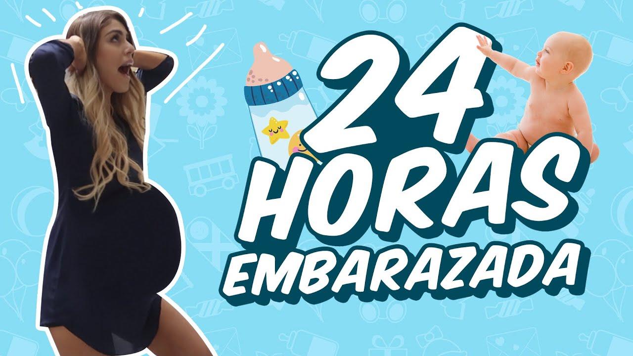 1b63c1699 24 HORAS SIENDO MAMÁ EMBARAZADA! - Pautips - YouTube