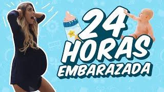 24 HORAS SIENDO MAMÁ EMBARAZADA! - Pautips