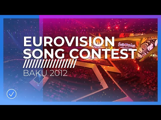 Eurovision Song Contest 2012 - Grand Final - Full Show