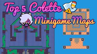 Top 5 Colette Minigames In Map Maker