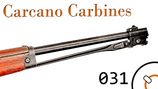 Small Arms of WWI Primer 031: Italian Carcano Carbines