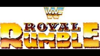 WWF Royal Rumble Gameplay HD✔ Sega Genesis Mega Drive let's play Walkthrough