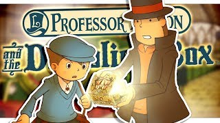 【 Professor Layton and the Diabolical Box 】Opening!