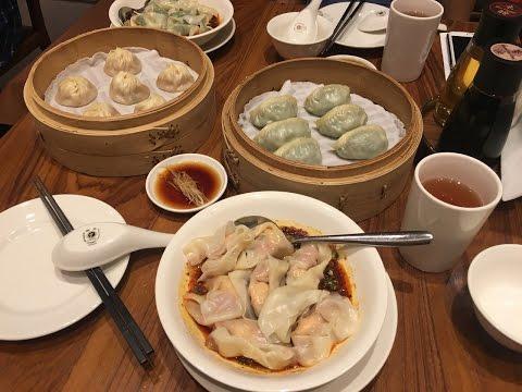 Taipei Taiwan - Food Travel Blog #1 - Din Tai Fung / 108 Matcha Saro / Taipei 101