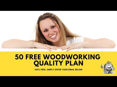 Woodworking Plans - Bonus Get 50 Free Woodworking Plans - You MUST See 👍 💯
