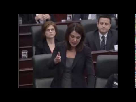 Danielle asks the Alberta Government about LandLink