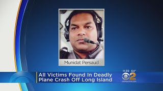 Bodies Of All 3 Victims In Long Island Plane Crash Found
