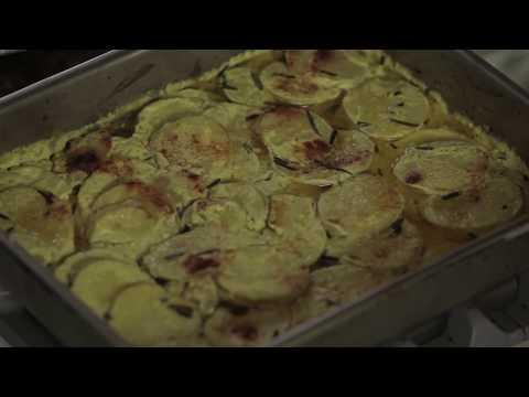 LEARN - How To Make Gauranga Potatoes For Krishna