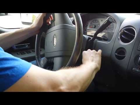 Ford Remote Key Fob Programming Instructions - How to