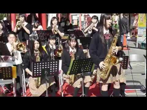 """関西大学北陽高校ジャズバンド """"Spain"""" by Chick Corea"""