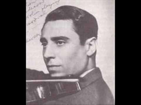 Spivakovsky plays Paganini Caprice No.24