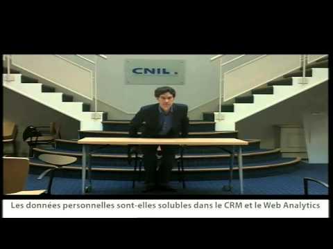 Conférence plénière CRM & Web Analytics lors du salon VAD e-commerce 2012
