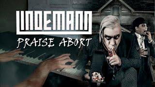 Praise Abort - Lindemann (Piano Cover   Partituras   Sheet Music) Mp3