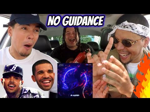 DRAKE x CHRIS BROWN - NO GUIDANCE  REACTION REVIEW