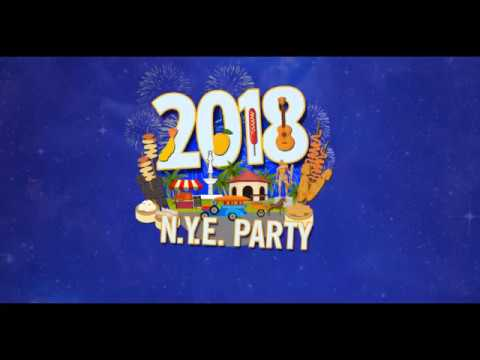 A Grand Cebuano Street Fest for New Year's Eve 2018