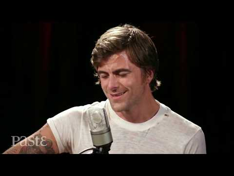 Anthony Green at Paste Studio NYC live from The Manhattan Center