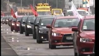 АвтоПарк - День рождения Ukrainian Mitsubishi Club 2010