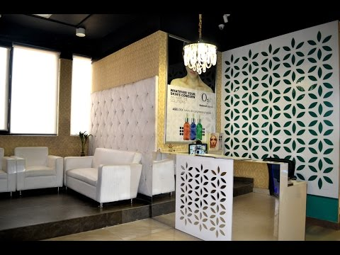 Beauty Salon Interior Design - Beauty Craze - Sector 62, Noida, UP,India