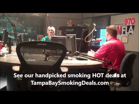 #1 Tampa Real Estate Agent interviews Jack Harris 970WFLA about Selling His Home w The Duncan Duo
