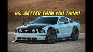 NOW is The Time to Buy a V6 Mustang!! (S197 2005-2009)