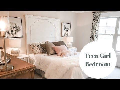 Teen Girl Bedroom|DIY Wall Decor