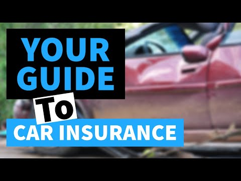 Quick Guide To Car Insurance - What You Need To Know About Auto Insurance
