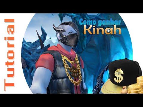 Como Fazer Dinheiro Kinah No Aion How To Make Money Kinah