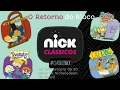 Criticando: O Retorno do Bloco Nick Clássicos no Aniversário de 20 Anos da Nickelodeon do Brasil