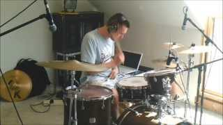 Queens Of The Stone Age - Smooth Sailing ( Drum Cover )