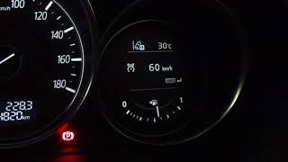 Mazda6(GJ)エンジン始動 ~マルチインフォメーションパネル~ thumbnail