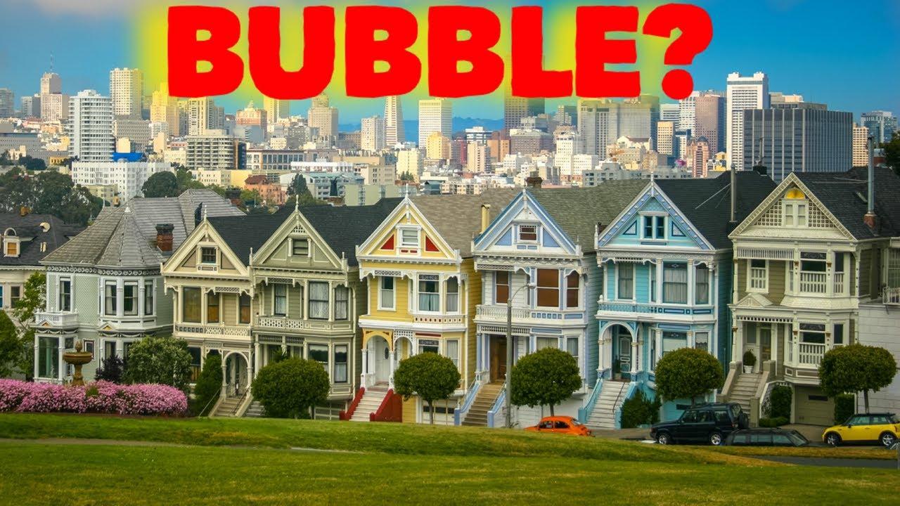 Real Estate Housing Market Pandemic Bubble