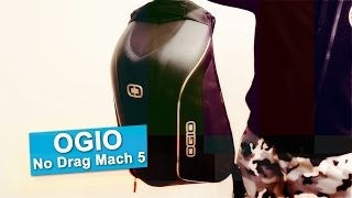 Обзор моторюкзака OGIO No Drag Mach 5