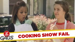 Cooking Show LIVE Fail !