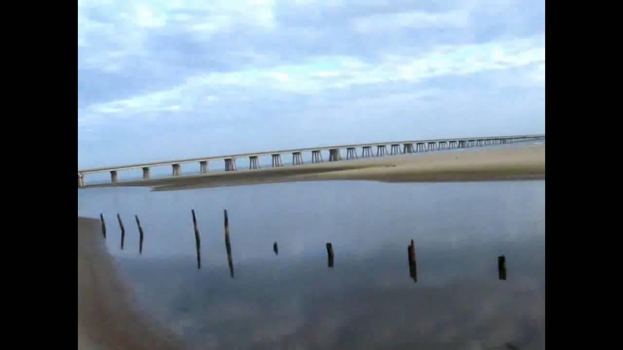 Galveston texas san luis pass fishing pier 1 year after for Galveston fishing pier report