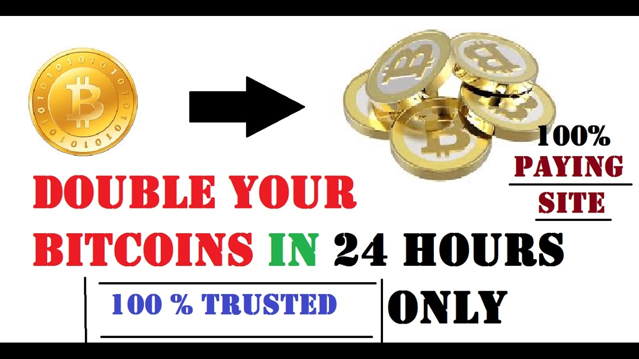 Double bitcoins in 24 hours sport betting license in nigeria today