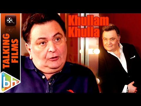 Khullam Khulla EXCLUSIVE With Rishi Kapoor | Took Me 25 Years To Swim Against The Tide