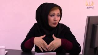 Sonia Cihangir Hocamızın Farsça Sunumu 1