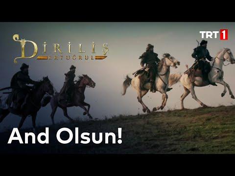 Diriliş ''Ertuğrul'' And Sahnesi