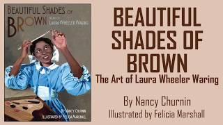 Beautiful Shades of Brown book trailer