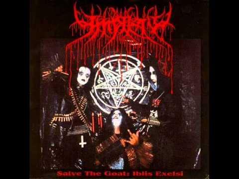 Impiety - Magick - Consecration Goatsodomy