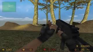 Counter Strike:Source CSGO Weapons Showcase