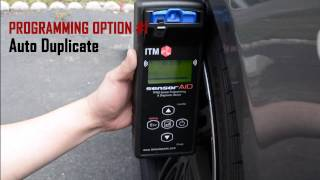 ITM Uni-sensor AID Tool - How to Program Sensors Tutorial