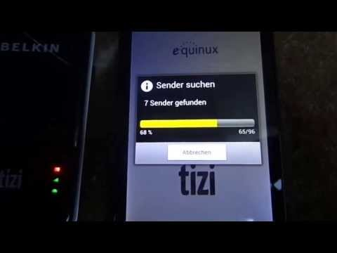 Acer Liquid E2 Duo - Tizi TV Player