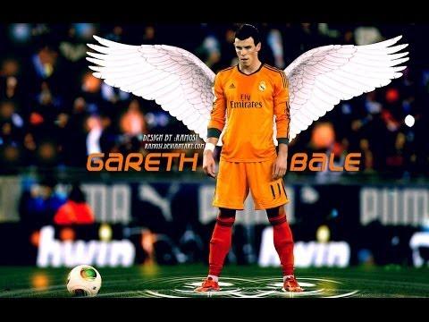 Gareth Bale - I´m Not Human ● 2013/2014 HD