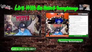 Sa Neter And Tommy Sotomayor Q AND A Pt  2
