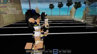 First ever roblox cheer competition