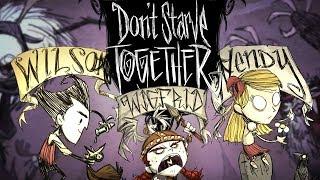 O! Kaczuszka!  Don't Starve Together #14 w/ GamerSpace, Tomek90