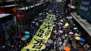 """香港风云(2019年10月5日) 禁蒙面法会不会让暴力升级?""""一国一制""""正在悄然实行?"""
