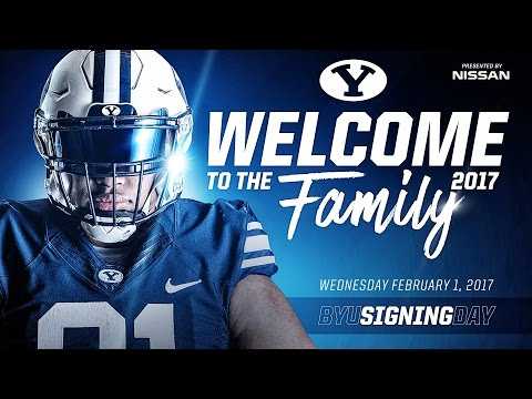 BYU Football Signing Day Press Conference