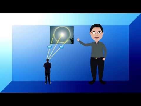 วิชาฟิสิกส์ - สารคดี ปรากฎการณ์แสง